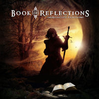 [Book Of Reflections Relentless Fighter Album Cover]