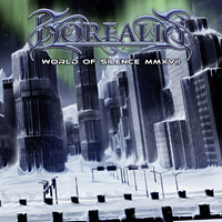 Borealis World of Silence MMXVII Album Cover