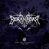 [Borknagar For The Elements (1996-2006) Album Cover]