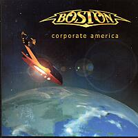 Boston Corporate America Album Cover