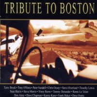 [Tributes Tribute to Boston Album Cover]
