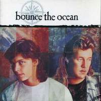 [Bounce the Ocean Bounce the Ocean Album Cover]