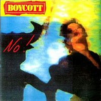 [Boycott No! Album Cover]
