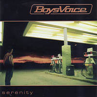 [Boysvoice Serenity Album Cover]