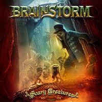 [Brainstorm Scary Creatures Album Cover]