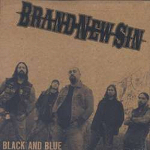 [Brand New Sin Black and Blue (EP) Album Cover]