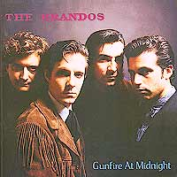 [The Brandos Gunfire at Midnight Album Cover]