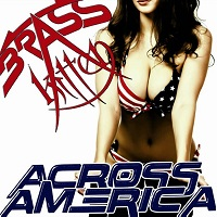 Brass Kitten Across America Album Cover