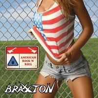 [Braxxton American Rock 'N Roll Album Cover]