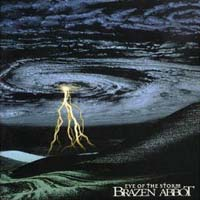 [Brazen Abbot Eye of the Storm Album Cover]