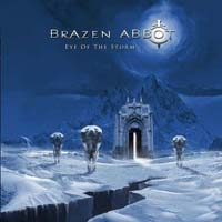 Brazen Abbot Eye of the Storm Album Cover