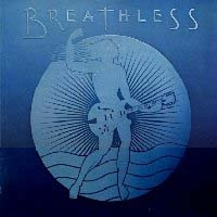 [Breathless Breathless Album Cover]