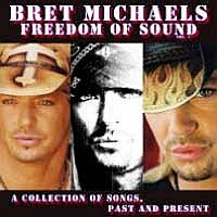 [Bret Michaels Freedom of Sound Vol.1 Album Cover]