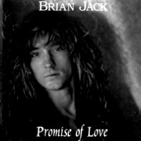 Brian Jack Promise Of Love Album Cover