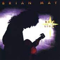 [Brian May Back To The Light Album Cover]