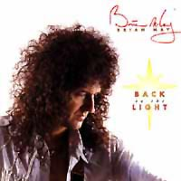 Brian May Back To The Light Album Cover