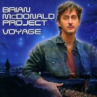 [Brian McDonald Group Voyage Album Cover]