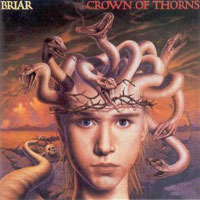 [Briar Crown of Thorns Album Cover]