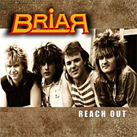 [Briar Reach Out Album Cover]