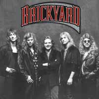 Brickyard Brickyard Album Cover
