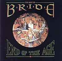 [Bride End of the Age (The Best of Bride) Album Cover]
