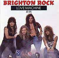 [Brighton Rock Love Machine Album Cover]