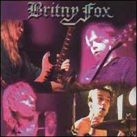 [Britny Fox Long Way To Live Album Cover]