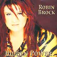 [Robin Brock Hiden Power Album Cover]