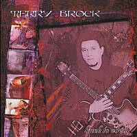 Terry Brock Back to Eden Album Cover