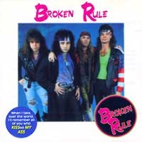 [Broken Rule Broken Rule Album Cover]