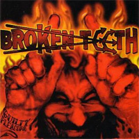 Broken Teeth Guilty Pleasure Album Cover