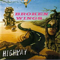 Broken Wings Highway Album Cover