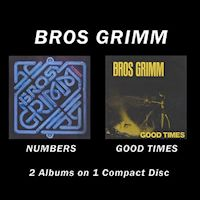 [Bros. Grimm Numbers/Good Times Album Cover]
