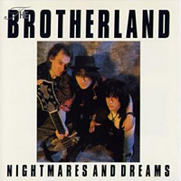 [The Brotherland Nightmares and Dreams Album Cover]