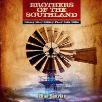 Brothers Of The Southland Brothers Of The Southland (Blue Sunrise) Album Cover