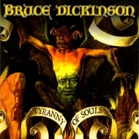[Bruce Dickinson Tyranny of Souls Album Cover]