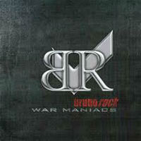 [Brunorock War Maniacs Album Cover]