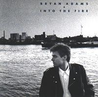 [Bryan Adams Into The Fire Album Cover]