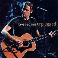 Bryan Adams MTV Unplugged Album Cover