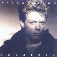 [Bryan Adams Reckless Album Cover]