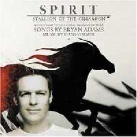 [Bryan Adams Spirit (Stallion Of The Cimmaron) Album Cover]