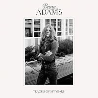 Bryan Adams Tracks Of My Years Album Cover