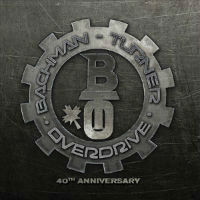 Bachman-Turner Overdrive 40th Anniversary Album Cover