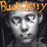 [Buckcherry Time Bomb Album Cover]