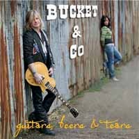 [Bucket and Co Guitars, Beers and Tears Album Cover]