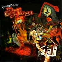 [Buckethead The Cuckoo Clocks of Hell Album Cover]