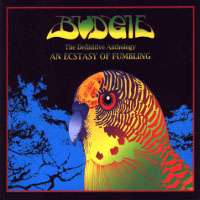 [Budgie An Ecstasy Of Fumbling Album Cover]