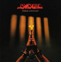 [Budgie Deliver Us From Evil Album Cover]
