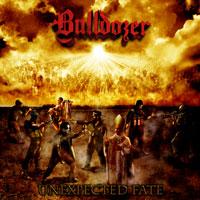 [Bulldozer Unexpected Fate Album Cover]