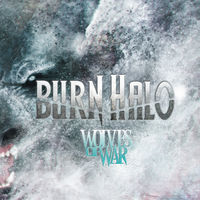 [Burn Halo Wolves of War Album Cover]